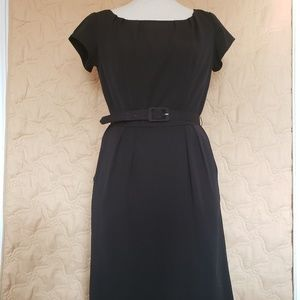 Womens Merona Black Dress. Size 2 Includes origina